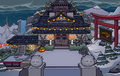 Halloween Party 2010 Dojo Courtyard
