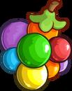 Rainbow Puffle Wild Berry CP Times