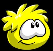 Yellow PuffleImages