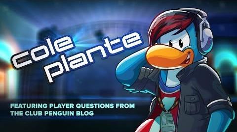 Club Penguin Detrás de escenas con Cole Plante