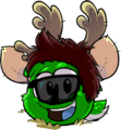The Puffle Planet Reindeer