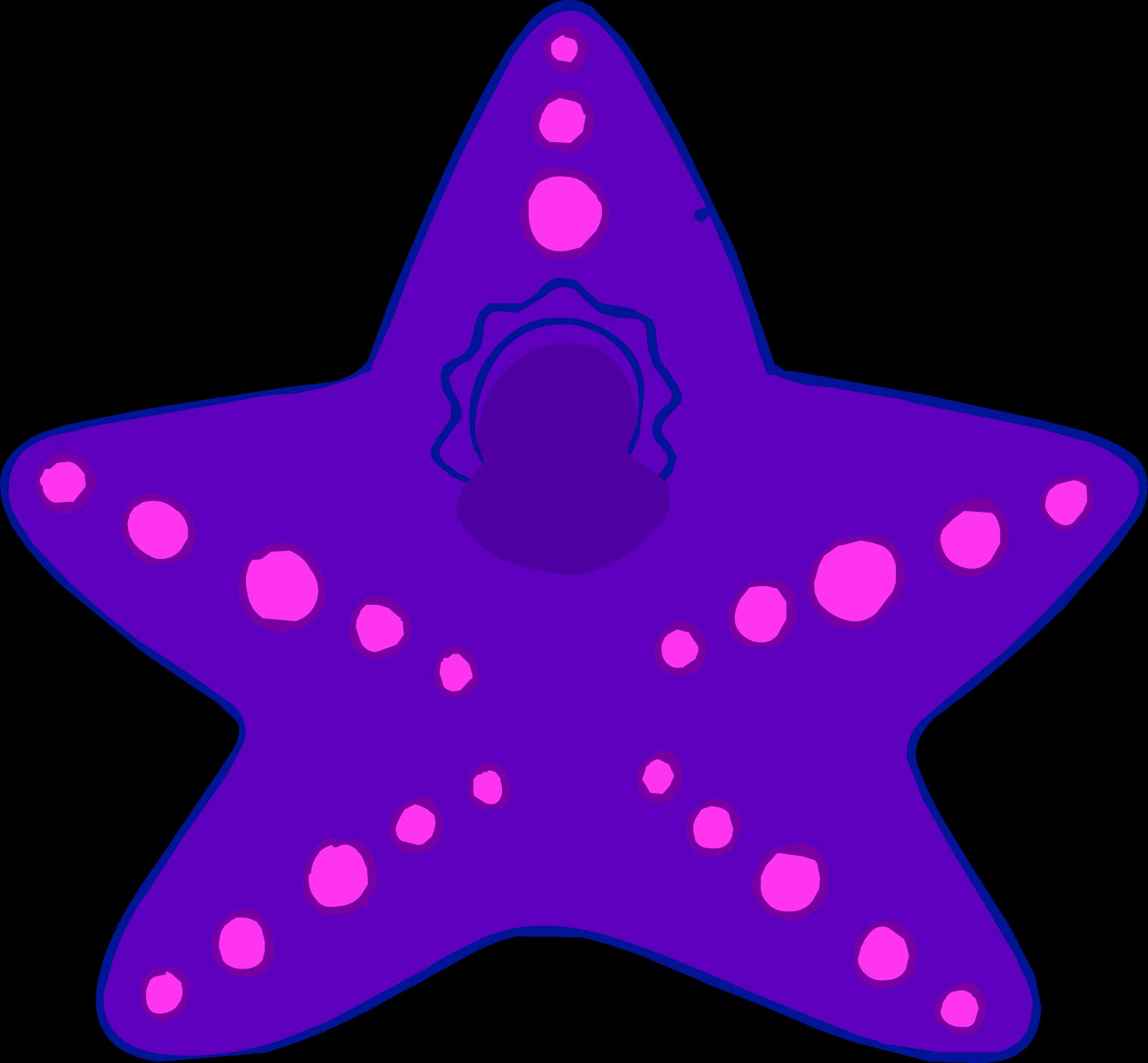 Disfraz de Estrella de Mar