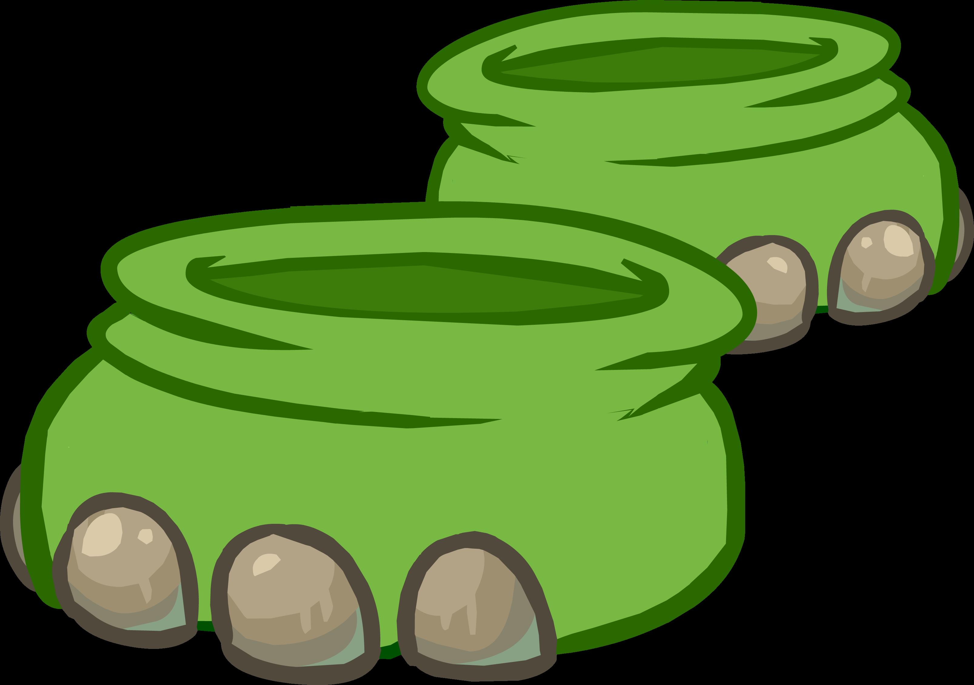 Arlo's Feet