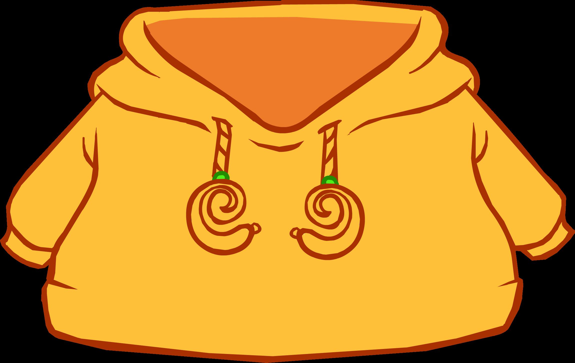 Cangurito de Puffito Naranja