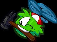 Puffle Verde 32