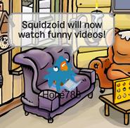 Squidzoid Laptop