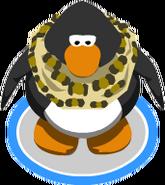 Bufanda Estanmpada de Leopardo sprites