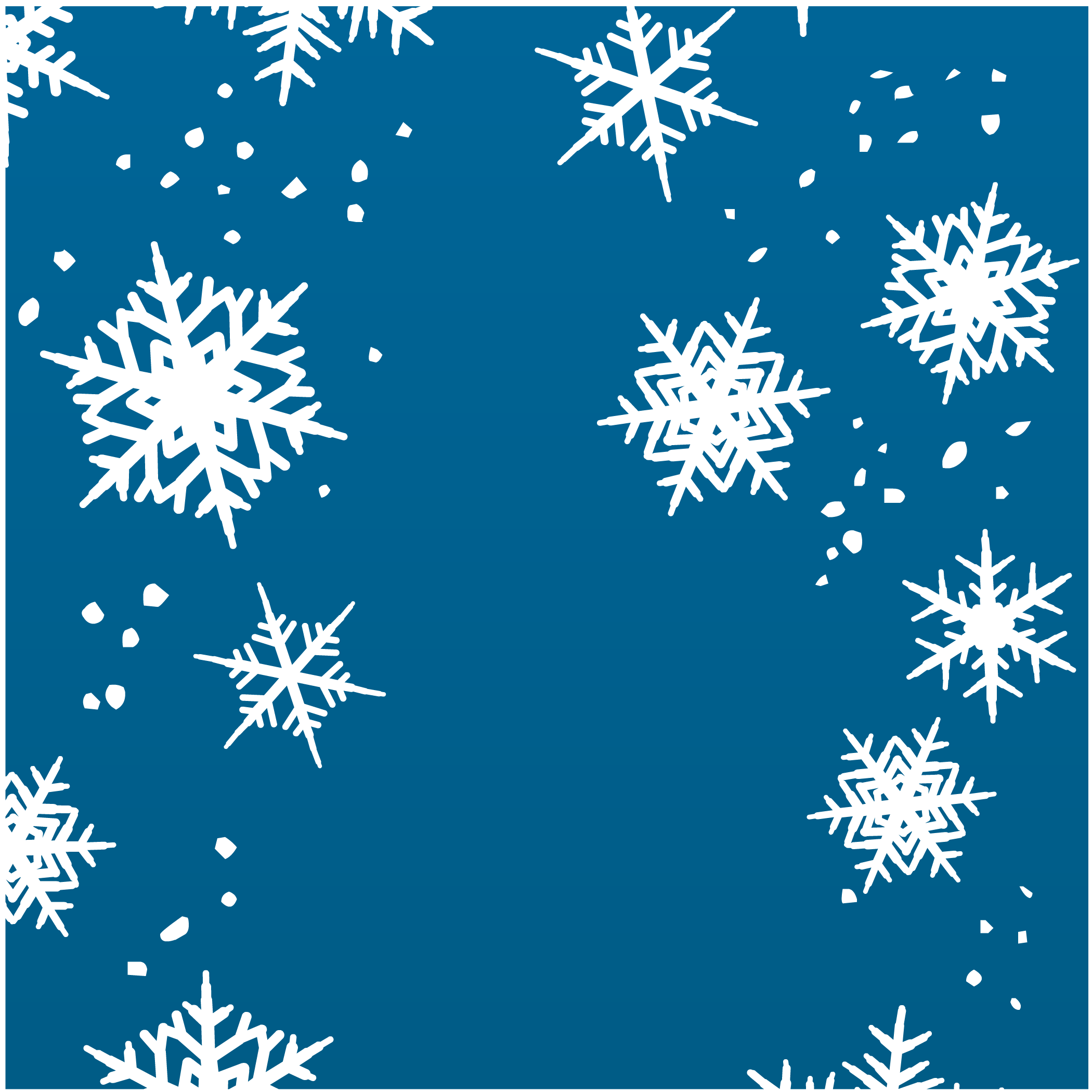 Fondo de Copos de Nieve (ID 935)