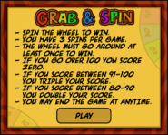 Grab and Spin