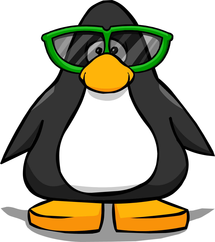Green Giant Sunglasses