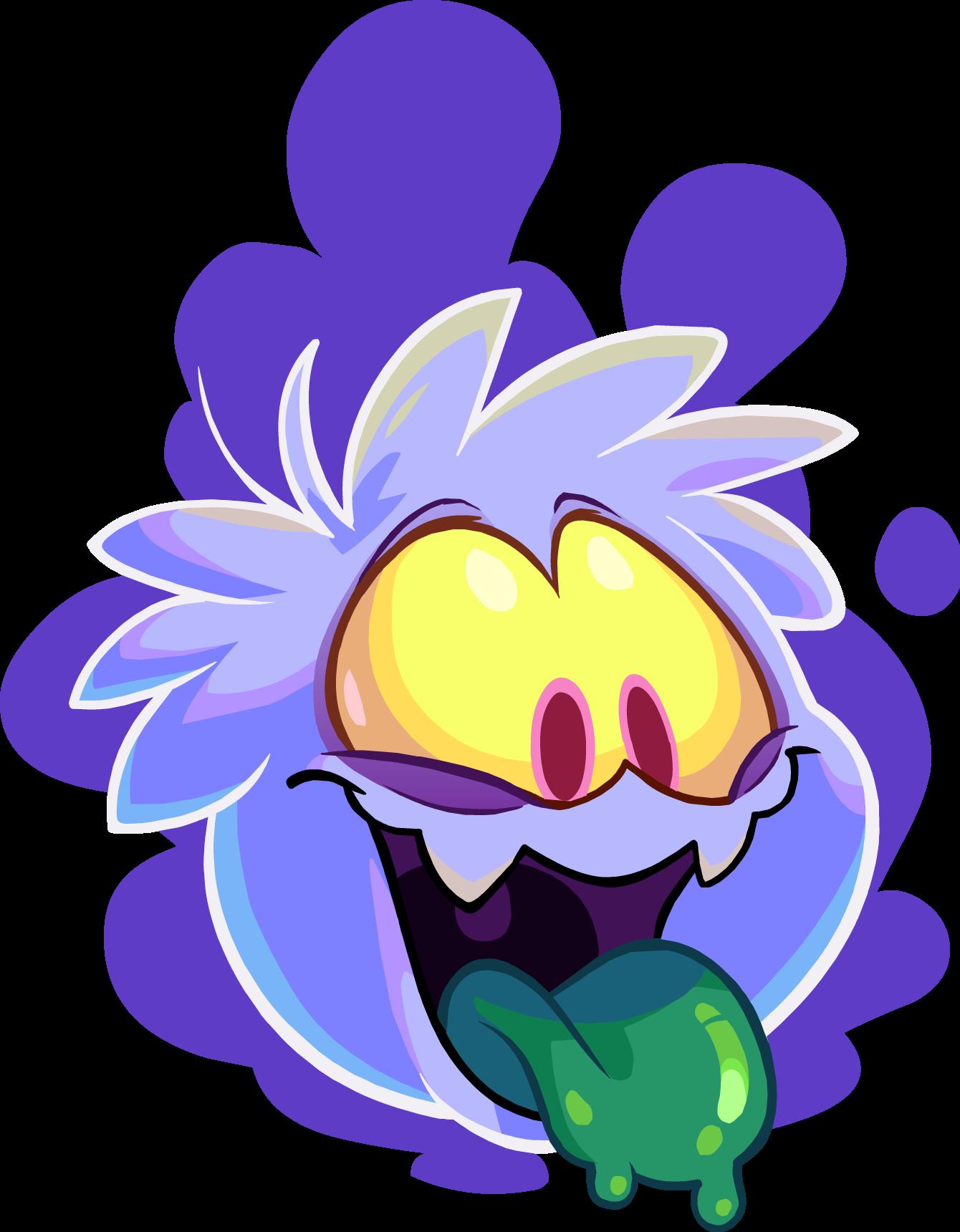 Puffle Fantasmagórico
