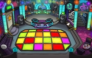 Puffle Party 2016 Night Club