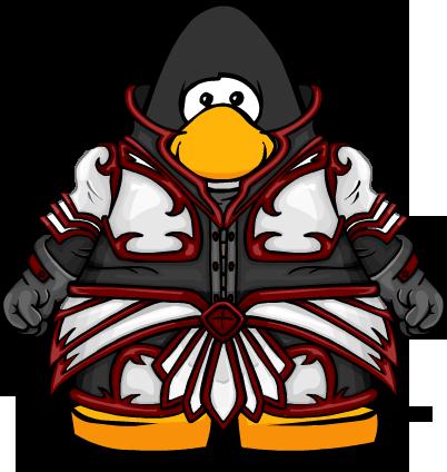 Epic Knight Armor