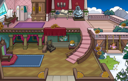 Frozen Fever Party 2015 Anna's Room.png