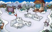 Fuerte Nevado durante el Laberinto Minero