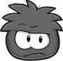 Operation Puffle Post Game Interface Puffe Image Black