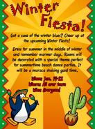 Winter Fiesta 2007 advertisement
