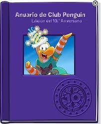 Anuario de Club Penguin Edición del 10.º Aniversario