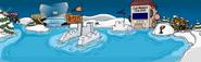 EPFHR Snow Forts flood