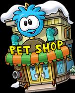 Edificio Tienda de Mascotas