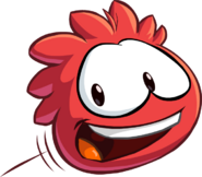 Puffle Rojo 4