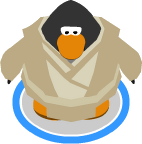 Jedi Robes in-game