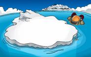 Paper Boat Hunt Iceberg