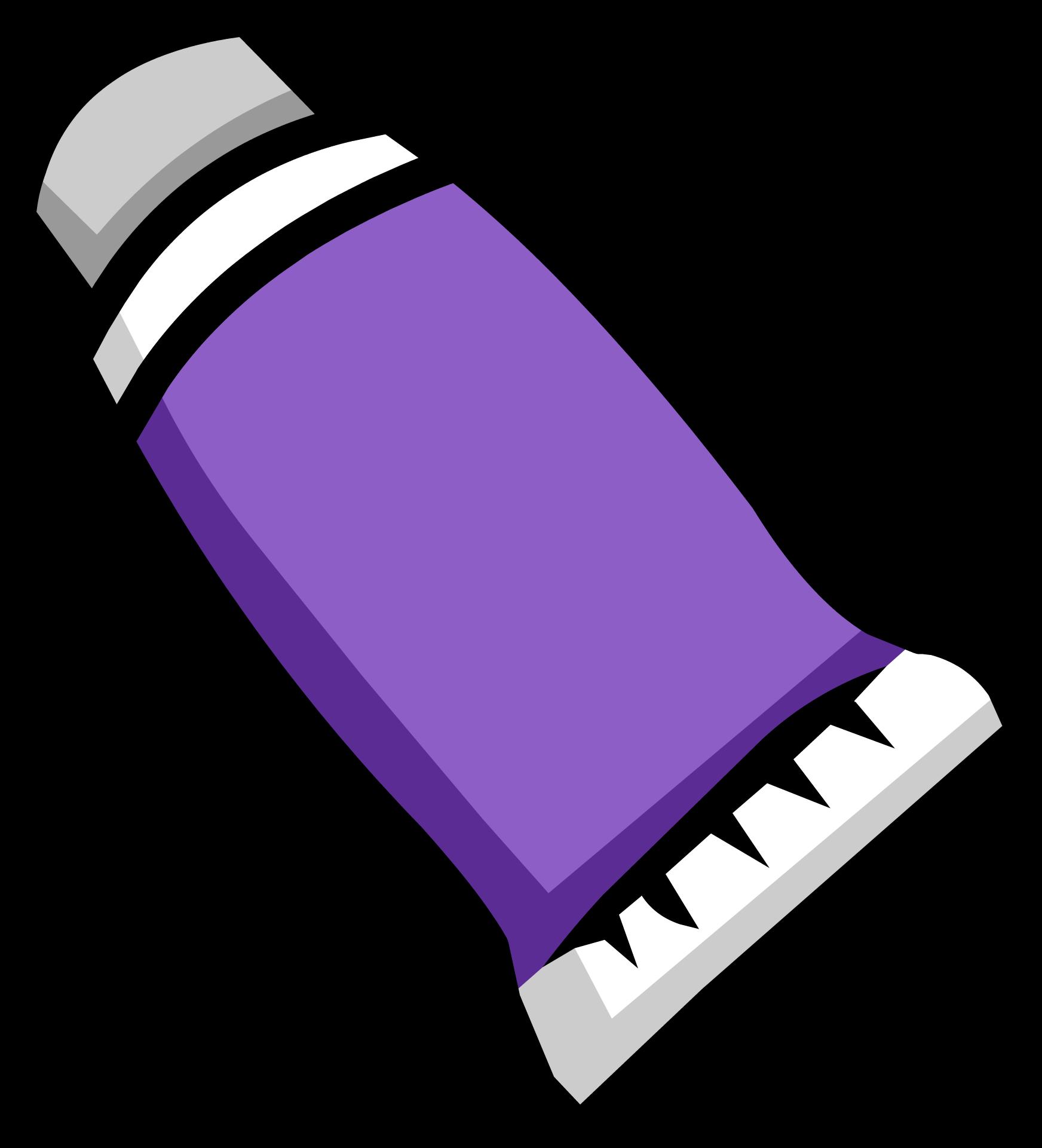 Purple Face Paint