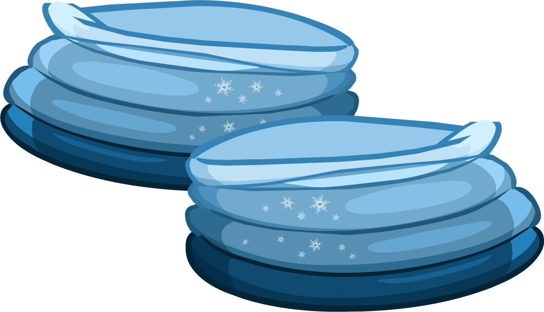 Botas Nieve en Copos