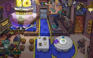 10mo Aniversario Cafeteria
