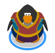 Ancient Robes ingame