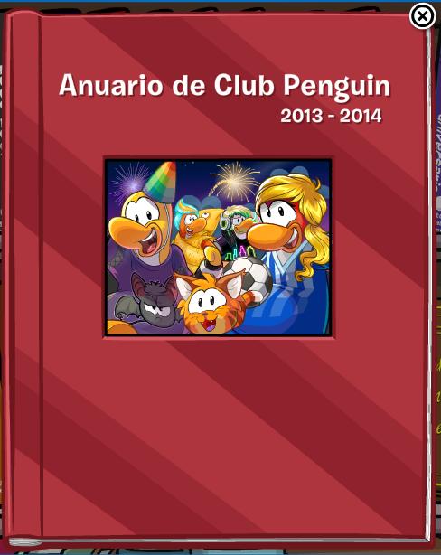 Anuario de Club Penguin 2013-2014