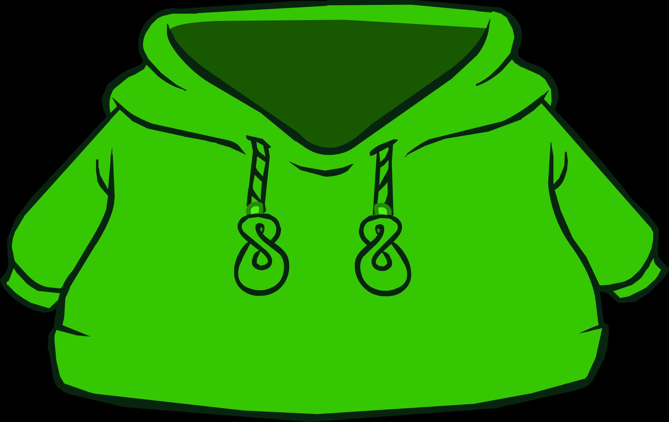 Cangurito de Puffito Verde