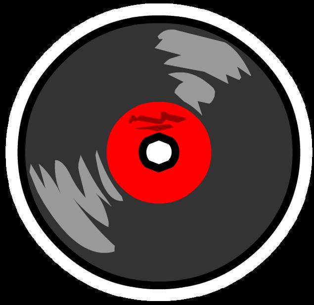 Pin de Disco