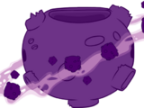 Disfraz de Asteroide
