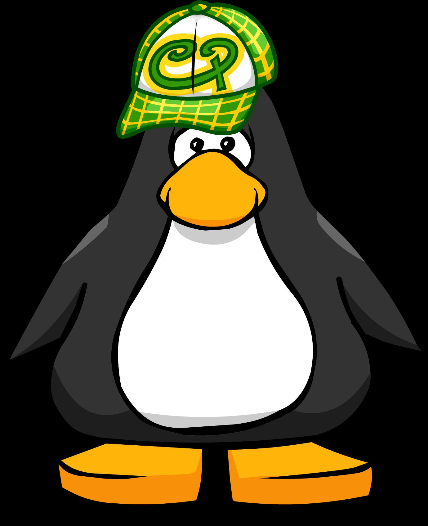 Green Skater Hat