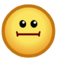 CPNext Emoticon - Indifferent Face