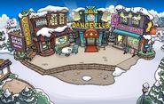 Cave Maze Town