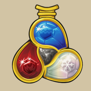 Cp completed amulet