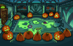 Halloween Party 2014 Puffle Hotel Pool.png