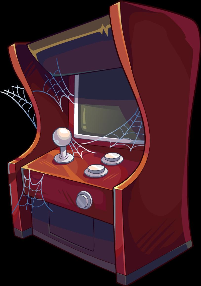 Máquina de Juegos Desconectada