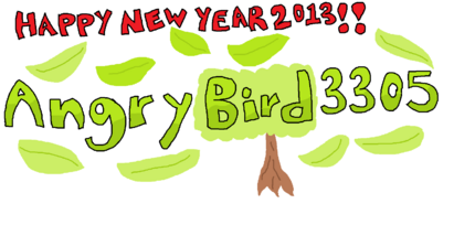 Welcome to my userpage! Happy New Year 2013!