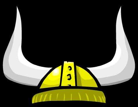 Casco de Vikingo Dorado