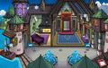 Frozen Party Dock