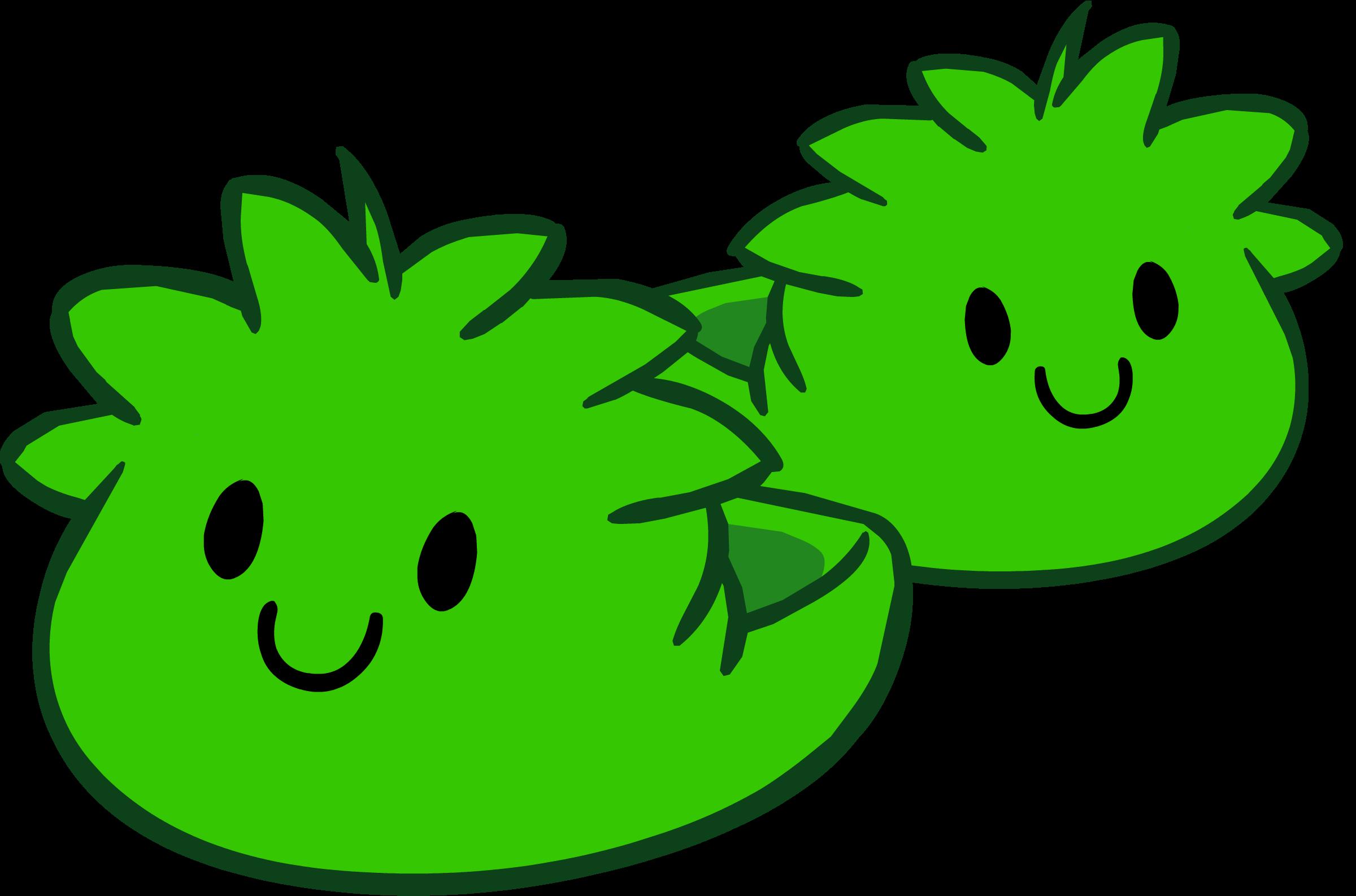 Pantuflas de Puffle Verde