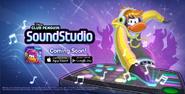 SoundStudio app ad