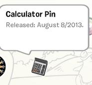 CalculatorPinSB