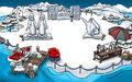 Festival of Snow Dock