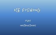 Ice Fishing 2008 Title Screen