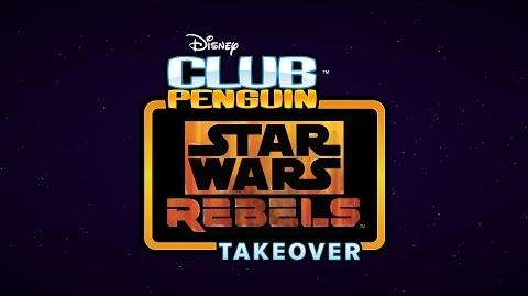 Star Wars Rebels Takeover - Behind the Scenes Sneak Peek